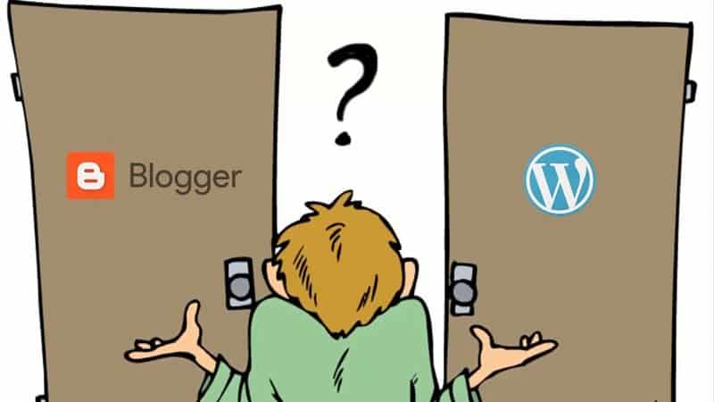 Blogger Vs WordPress: