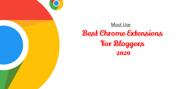 Best Chrome Extensions for Bloggers 2020
