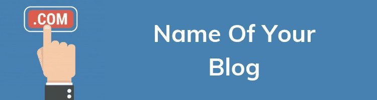 Choose A Perfect Domain Name for Your Blog